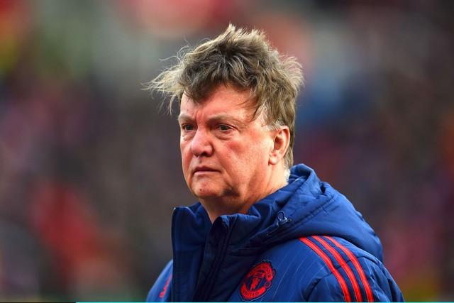 Van Gaal đang có chuỗi tồi tệ tại Man United.
