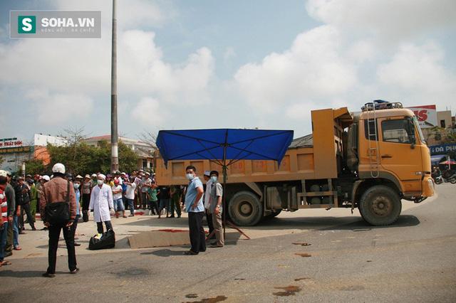 Vụ tai nạn khiến chị Thắm tử vong đang được điều tra