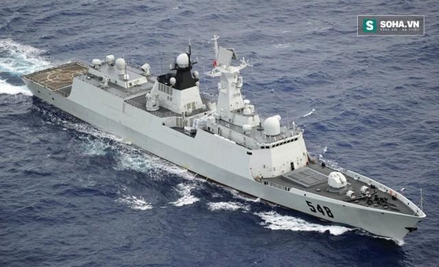 Tàu hộ vệ tên lửa Yi Yang thuộc Type 054A