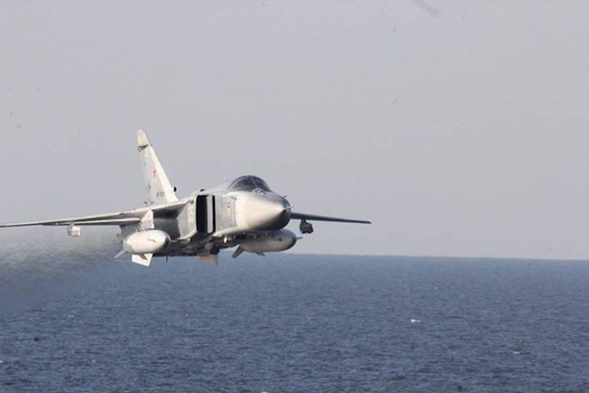 Tàu chiến Mỹ đáng lẽ đã có thể bắn hạ máy bay Nga.