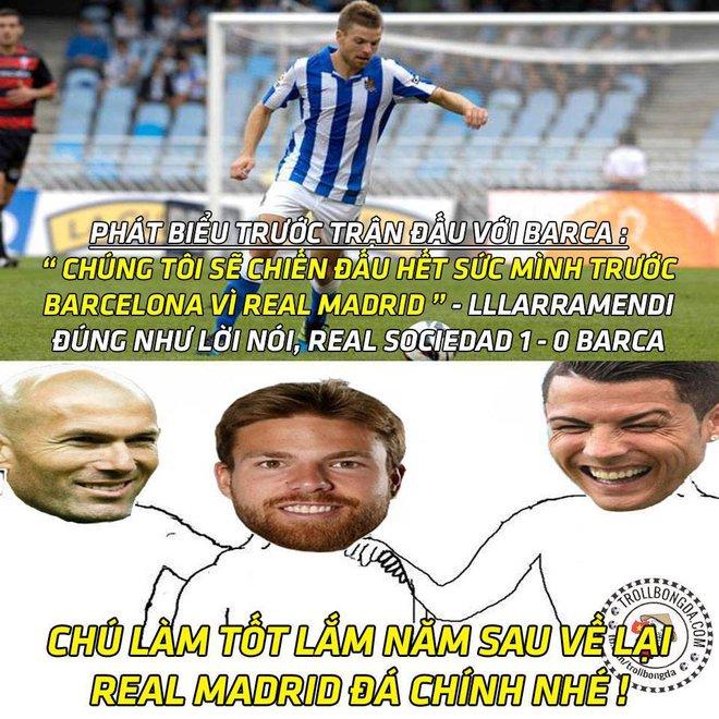 Đứa con xa xứ đã hoàn thành nhiệm vụ giúp Real Madrid bám đuổi Barca.