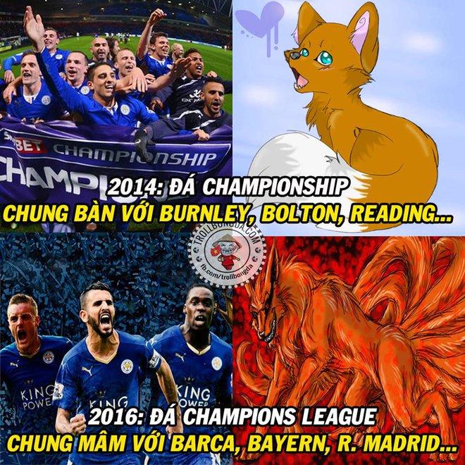 Năm sau, họ sẽ có mặt tại Champions League.
