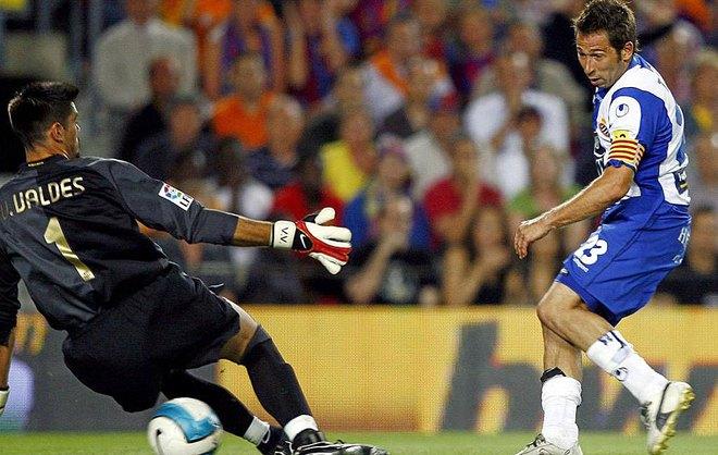 Cú Tamudazo nhấn chìm Barcelona vào phút 89.