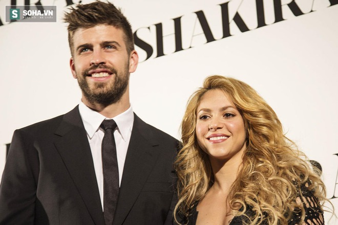 Pique - Shakira sẽ soán ngôi cặp Beck - Vic trên đất Mỹ?
