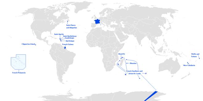 Pháp và các vùng lãnh thổ thuộc Pháp