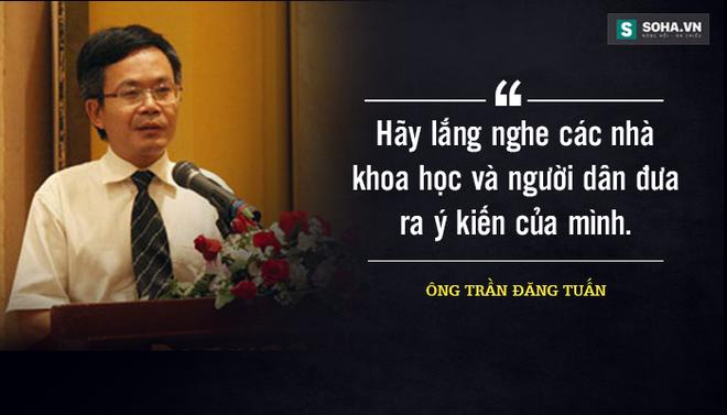 Tâm thư gửi Chủ tịch UBND TP Hà Nội trong vụ chặt 6700 cây xanh trên 190 tuyến phố Hà Nội năm 2015.