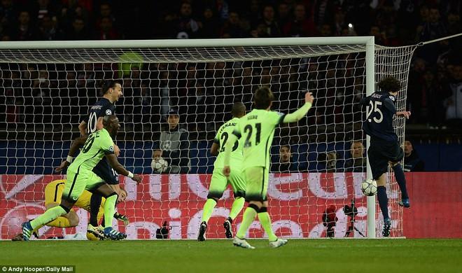 Đến phút 59, Rabiot, cầu thủ trở về Paris, chơi cho PSG từ chính lò đào tạo trẻ của Man City đã chọc thủng lưới CLB mình ao ước bấy lâu.
