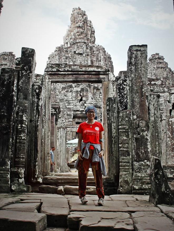 Chuyến thăm Campuchia