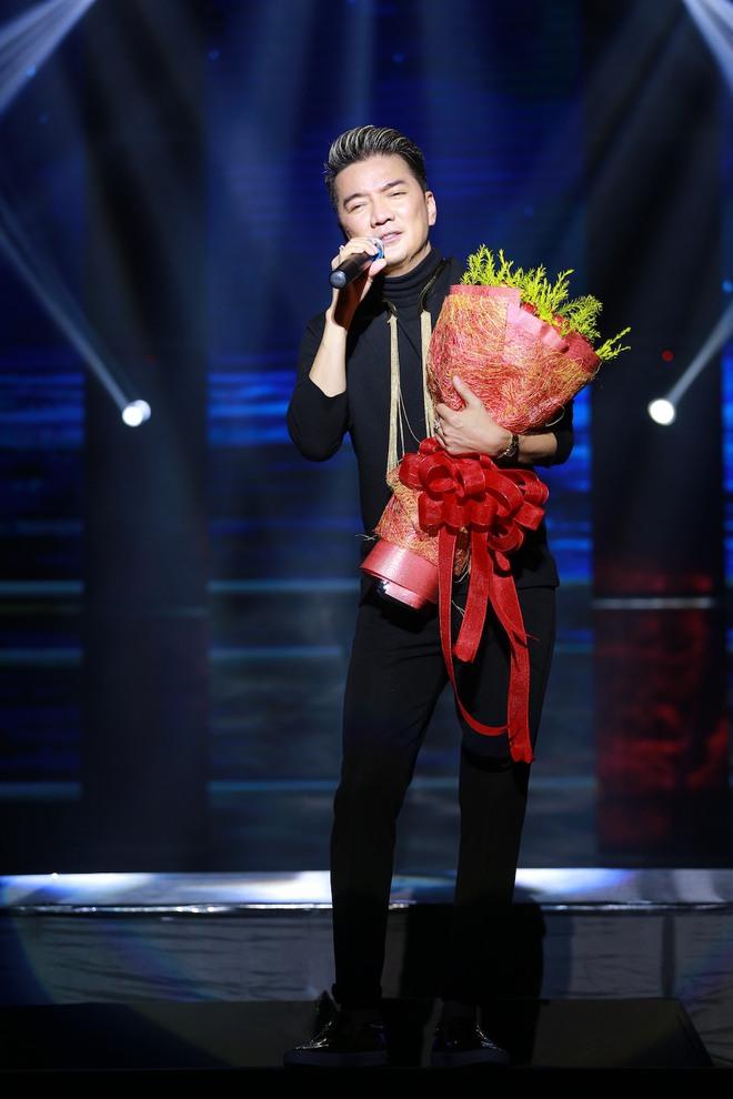 Nam ca sĩ nhận được rất nhiều sự yêu quí của khán giả.