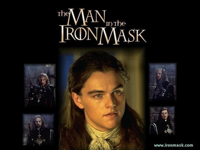 Người đàn ông mang mặt nạ kỳ lạ được dựng thành phim.