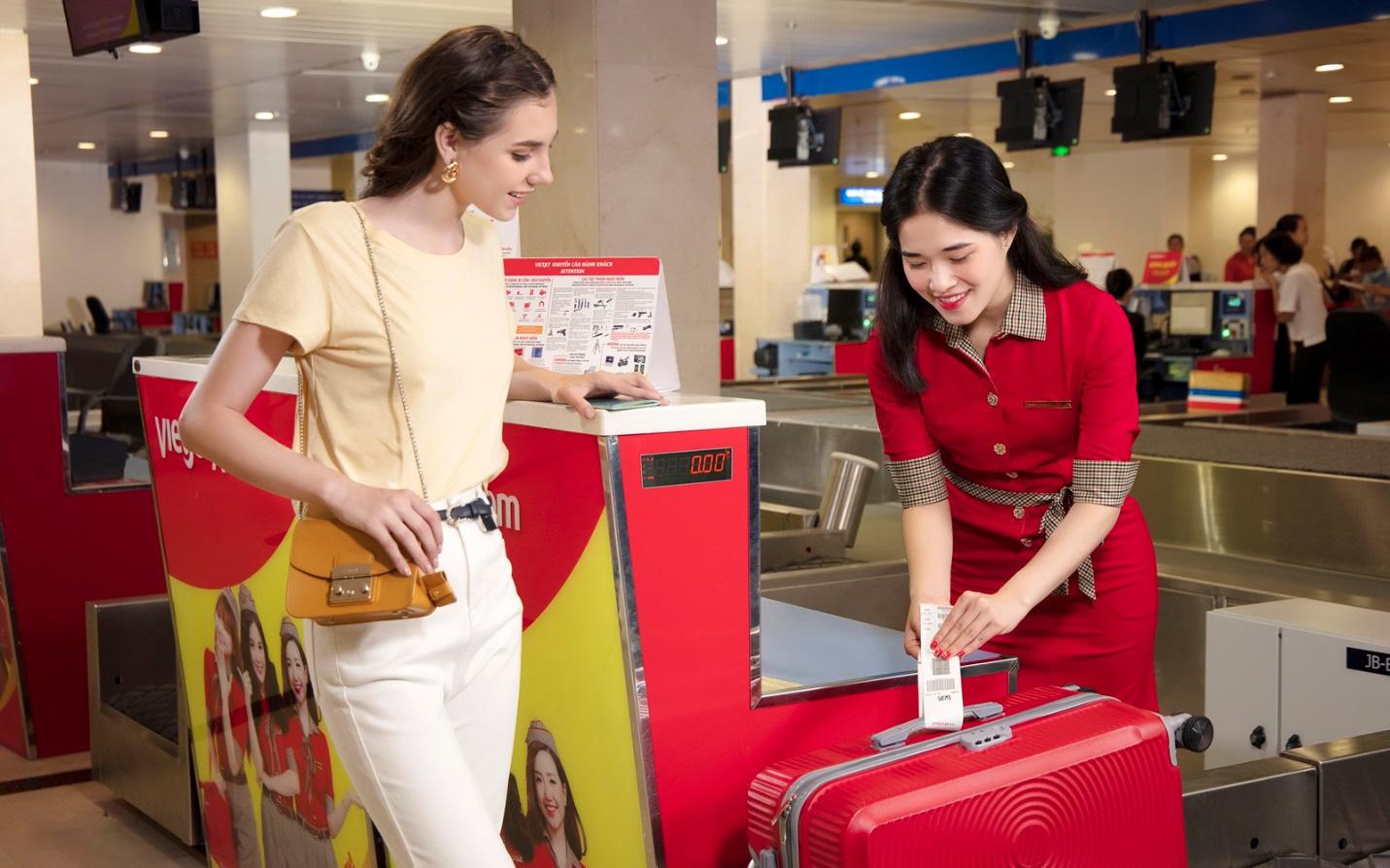 Thêm ưu đãi hành lý, thêm chuyến bay như ý với Vietjet