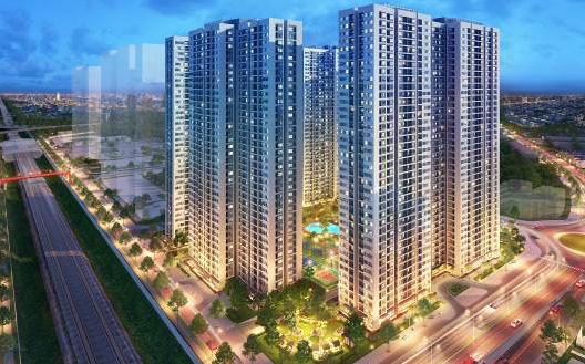 Sở hữu căn hộ trong mơ tại Grand Sapphire 2 Vinhomes Smart City với nhiều ưu đãi hấp dẫn