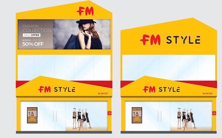 Thời trang FM Style đổi mới nhận diện thương hiệu, chuyển mình sau 10 năm thành lập