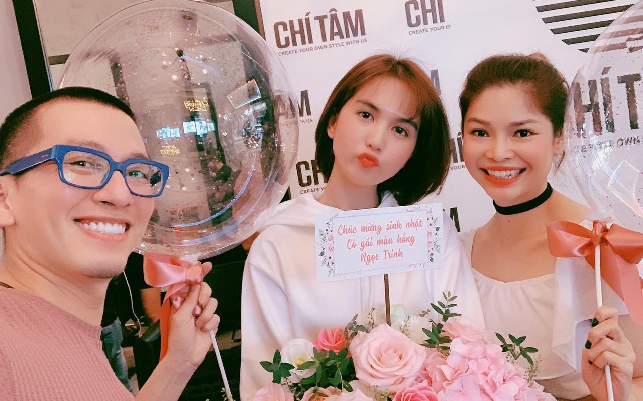 Hair Salon Chí Tâm từ đam mê đến sự lựa chọn hàng đầu của sao Việt