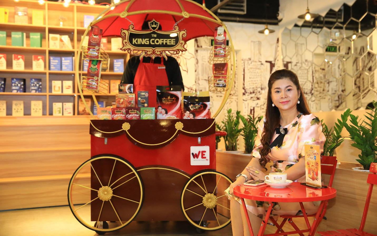 Bà Lê Hoàng Diệp Thảo: Việt Nam đang đứng trước cơ hội bứt phá và vươn mình thành cường quốc số 1 về cà phê
