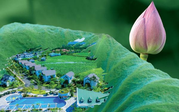 Bài toán đầu tư bất động sản nghỉ dưỡng ven đô có gì hấp dẫn?