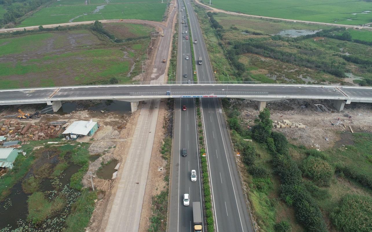 """Dự án đường 319: """"Cú hích"""" cho thị trường bất động sản huyện Nhơn Trạch"""