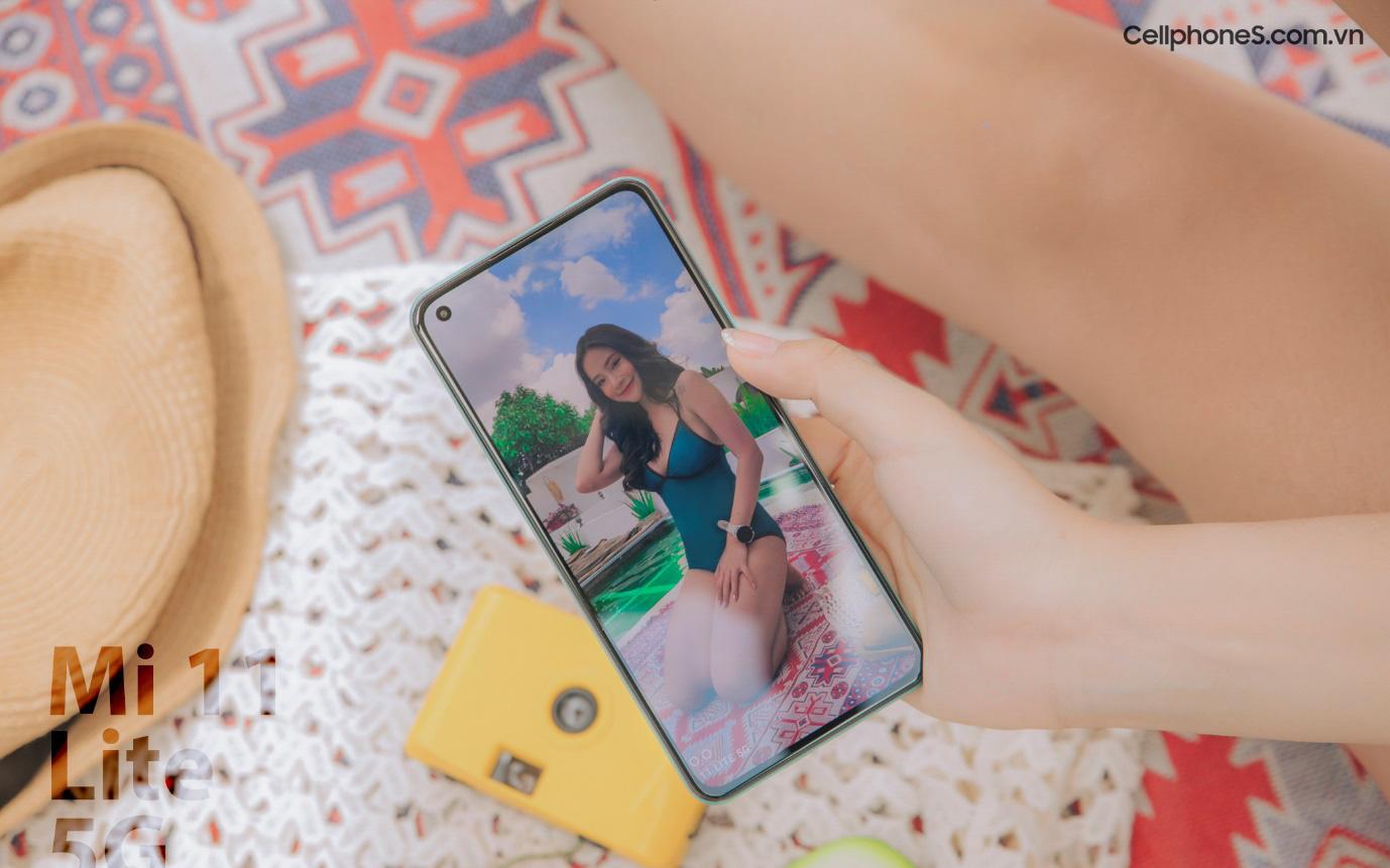 Top 5 lí do nên sắm XiaoMi Mi 11 Lite 5G dịp hè này