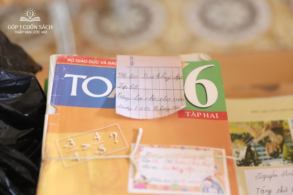 Kêu gọi ủng hộ sách cho 2200 học sinh nghèo ở Phú Thọ - Ảnh 2.