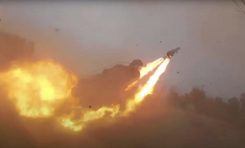 """Tên lửa Nga tham gia bảo vệ Bán đảo Crimea: """"50 năm vẫn chạy tốt""""! - Ảnh 1."""
