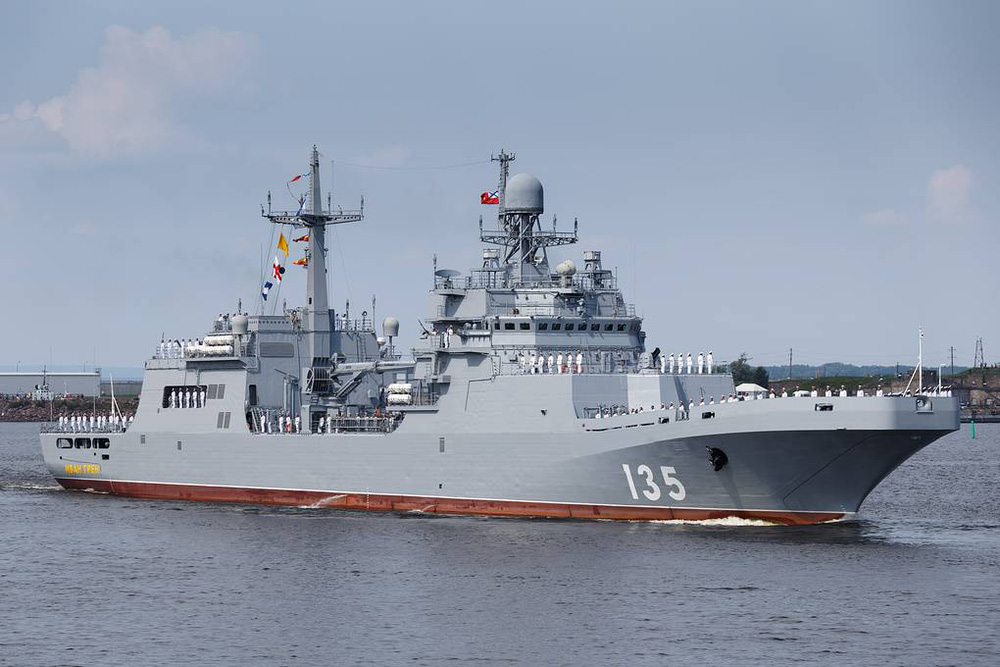 Nga tập trận ở Biển Đen: Thông điệp dứt tình dành cho Thổ Nhĩ Kỳ? - Ảnh 3.