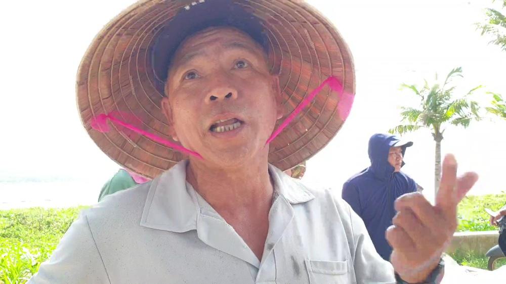 Nắng to trước khi bão số 9 đổ bộ, ngư dân Đà Nẵng nhớ lại cơn bão kinh hoàng trong quá khứ, tàu bị đánh chìm la liệt - Ảnh 2.