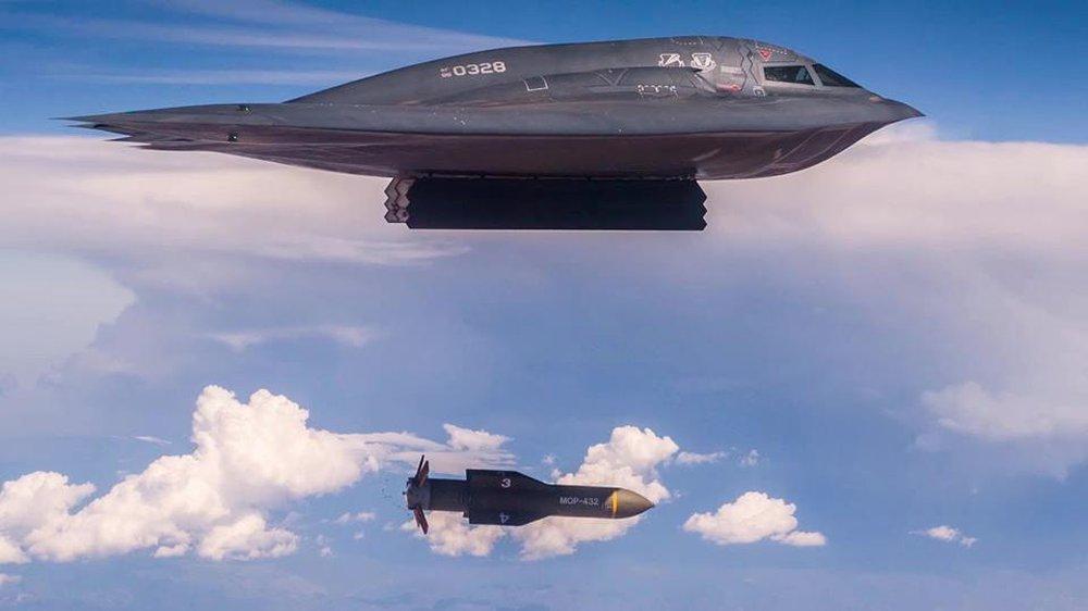 Kịch bản Israel sử dụng siêu bom của Mỹ tấn công Iran: Với Tel Aviv không gì là không thể! - Ảnh 1.