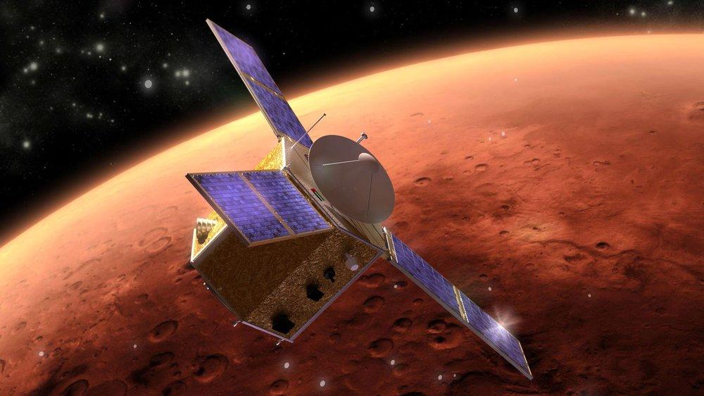 Tam cường trên sao Hỏa: UAE có vàng đen, Trung Quốc có thiết bị độc nhất vô nhị, Mỹ có gì từ 2,4 tỷ USD? - Ảnh 2.