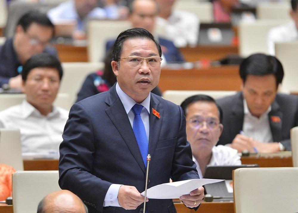 Những phát ngôn, chất vấn của ĐBQH Ksor HBơ Khăp, Lưu Bình Nhưỡng làm nóng nghị trường - Ảnh 3.