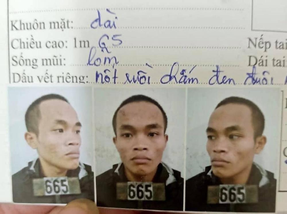 Truy bắt tên tội phạm nguy hiểm bỏ trốn khỏi nhà tạm giữ công an ở Nghệ An - Ảnh 1.