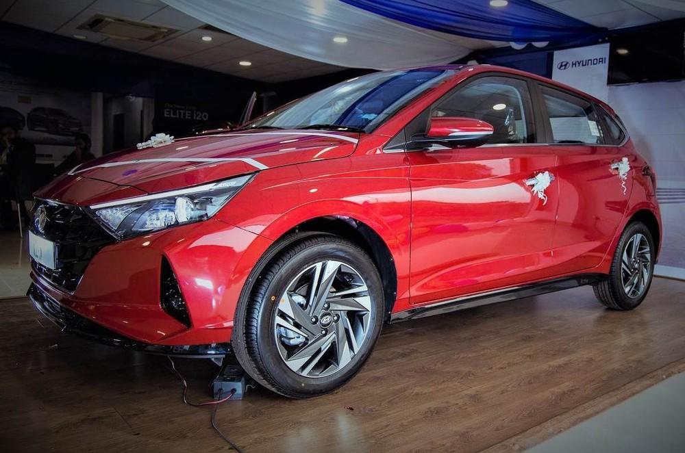 [Ấn Độ] Giật mình với số đơn đặt hàng khủng của chiếc Hyundai i20 giá 211 triệu đồng - Ảnh 1.
