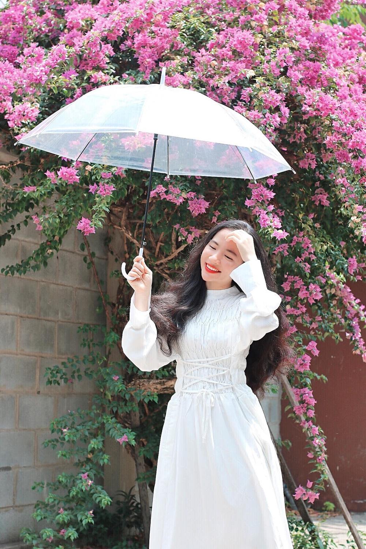Nữ giảng viên đẹp như idol Hàn Quốc, nhiều người nhầm tưởng sinh viên - Ảnh 1.