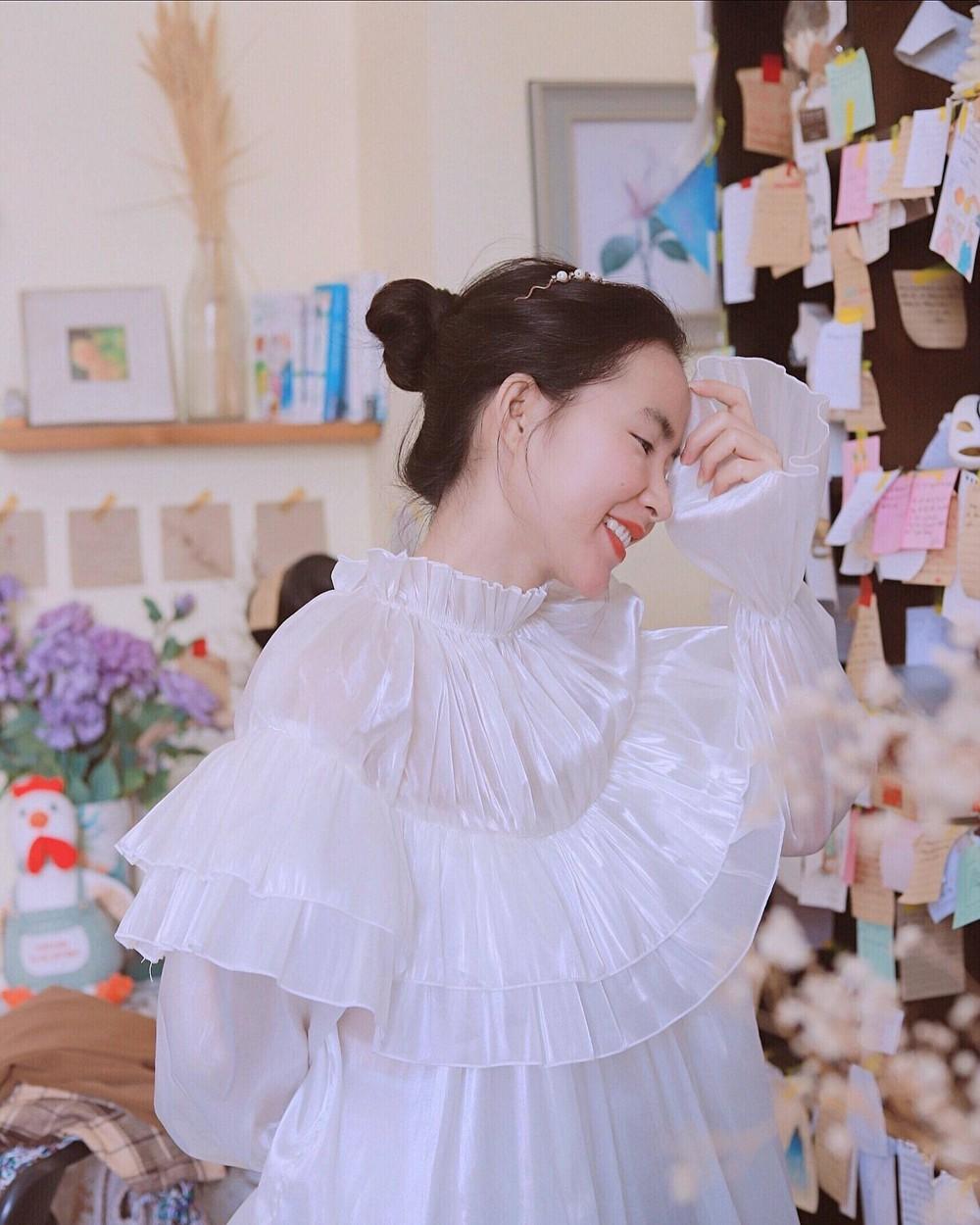 Nữ giảng viên đẹp như idol Hàn Quốc, nhiều người nhầm tưởng sinh viên - Ảnh 3.