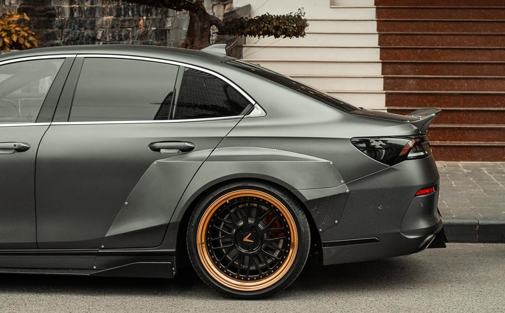 Ấn tượng ô tô Vinfast Lux A2.0 được chủ nhân chi 500 triệu độ cực chất - Ảnh 3.
