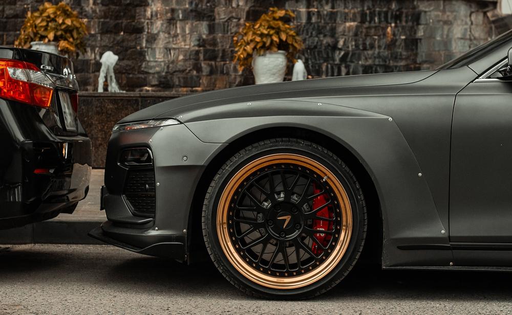 Ấn tượng ô tô Vinfast Lux A2.0 được chủ nhân chi 500 triệu độ cực chất - Ảnh 6.