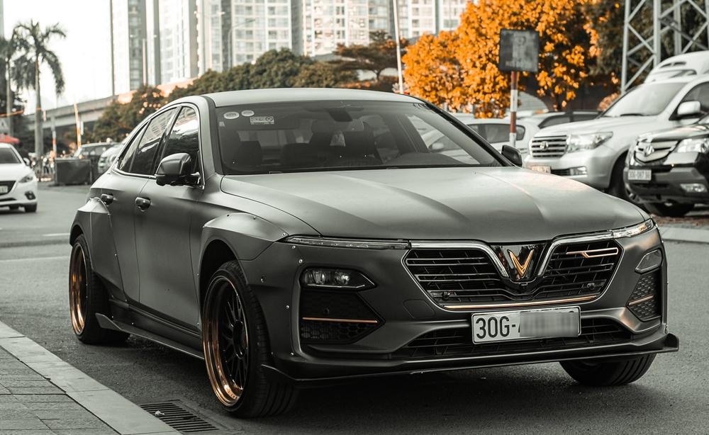 Ấn tượng ô tô Vinfast Lux A2.0 được chủ nhân chi 500 triệu độ cực chất - Ảnh 4.