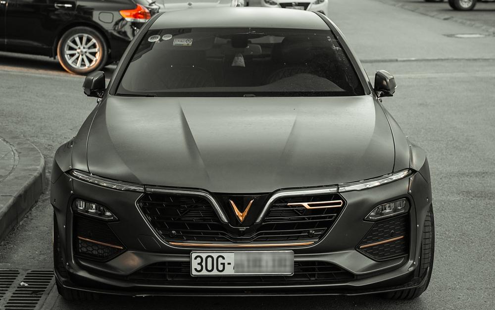 Ấn tượng ô tô Vinfast Lux A2.0 được chủ nhân chi 500 triệu độ cực chất - Ảnh 11.