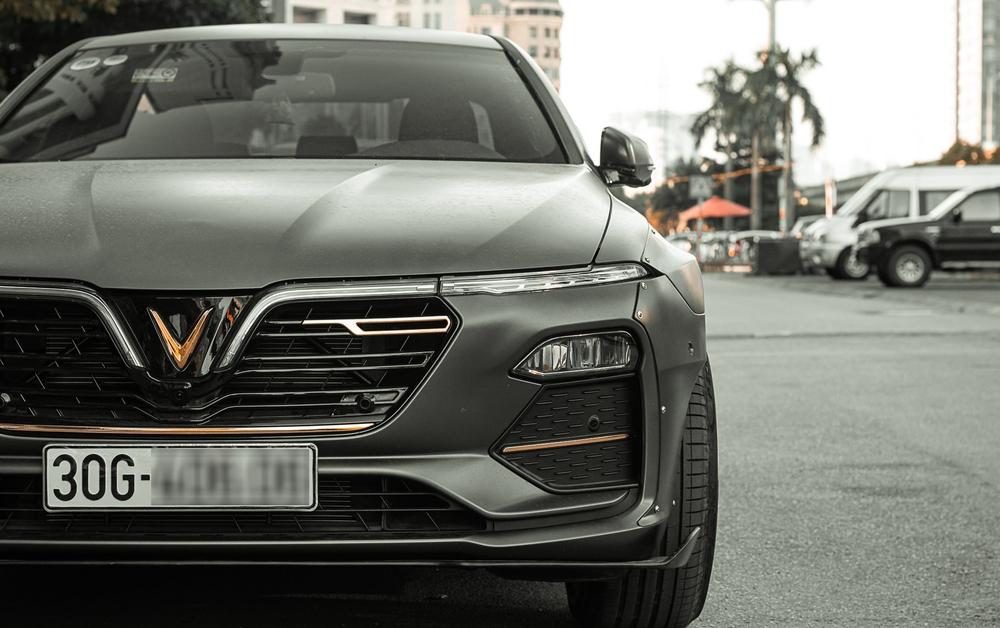 Ấn tượng ô tô Vinfast Lux A2.0 được chủ nhân chi 500 triệu độ cực chất - Ảnh 10.