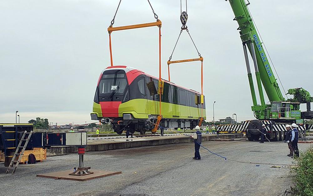 Robot đào hầm Metro Nhổn - ga Hà Nội cập cảng Hải Phòng - Ảnh 6.