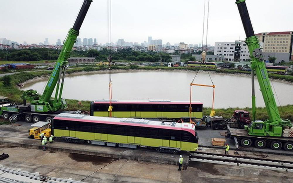 Robot đào hầm Metro Nhổn - ga Hà Nội cập cảng Hải Phòng - Ảnh 8.