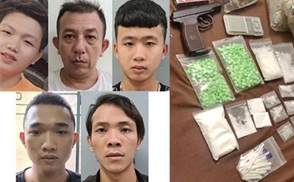 Đấu tranh quyết liệt với tội phạm ma túy ở phố biển Nha Trang