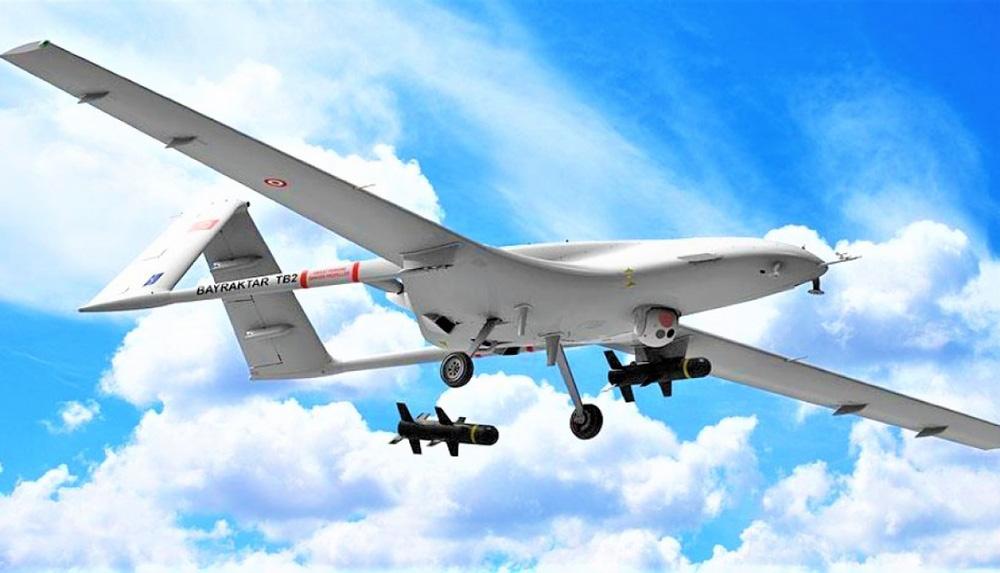Bayraktar TB2 - UAV làm mưa làm gió trên chiến trường Nagorno-Karabakh - Ảnh 2.
