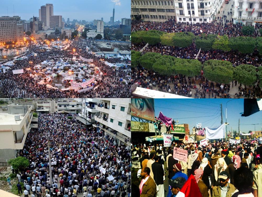 10 năm Mùa xuân Ả Rập: Hy vọng về nền dân chủ, hòa bình, ổn định và cuộc sống tốt đẹp hơn đang tan vỡ - Ảnh 1.