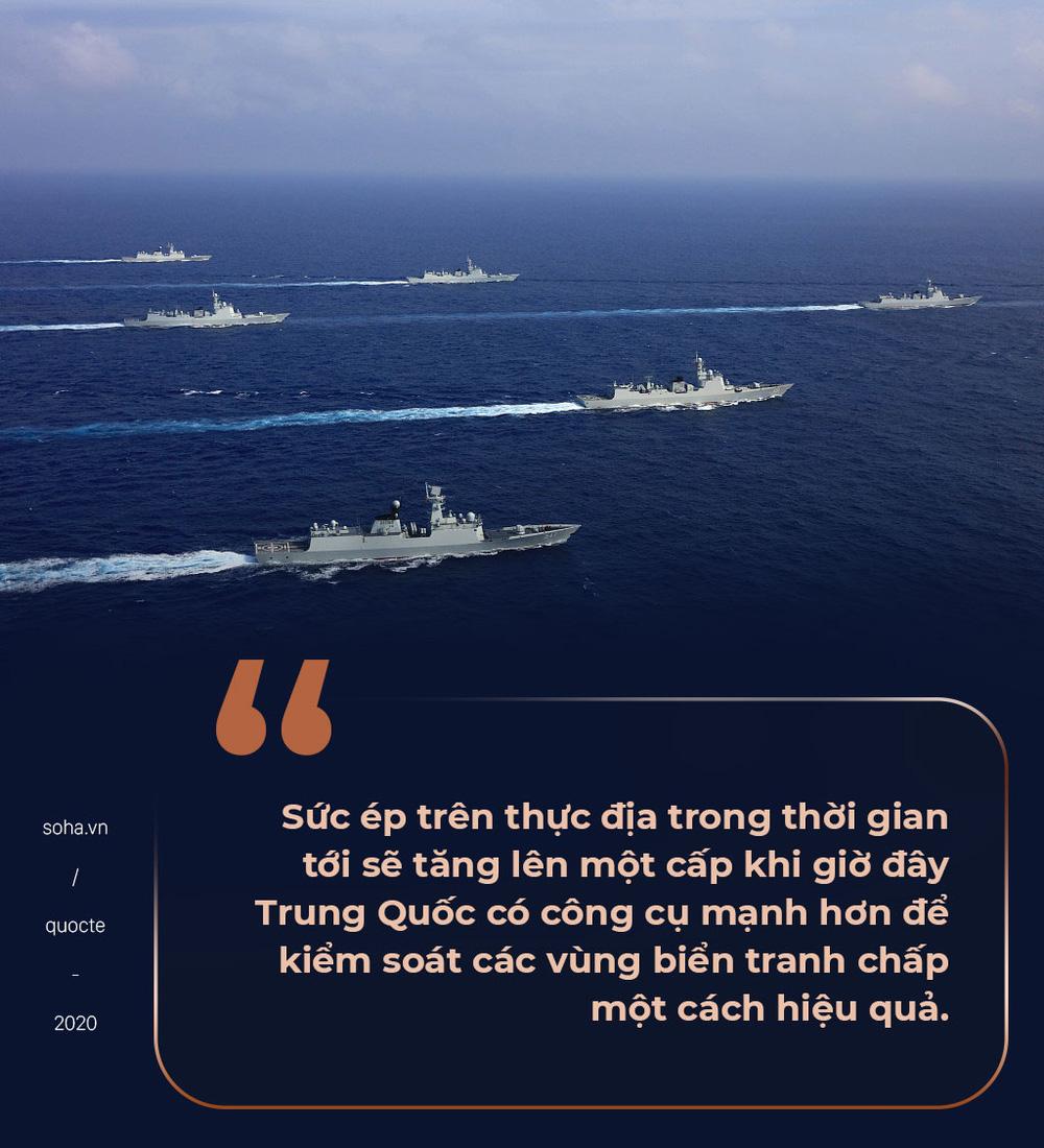 TQ sắp đưa tàu đổ bộ tấn công tiên tiến nhất ra căn cứ ở Biển Đông, chuyên gia cảnh báo gia tăng va chạm - Ảnh 6.