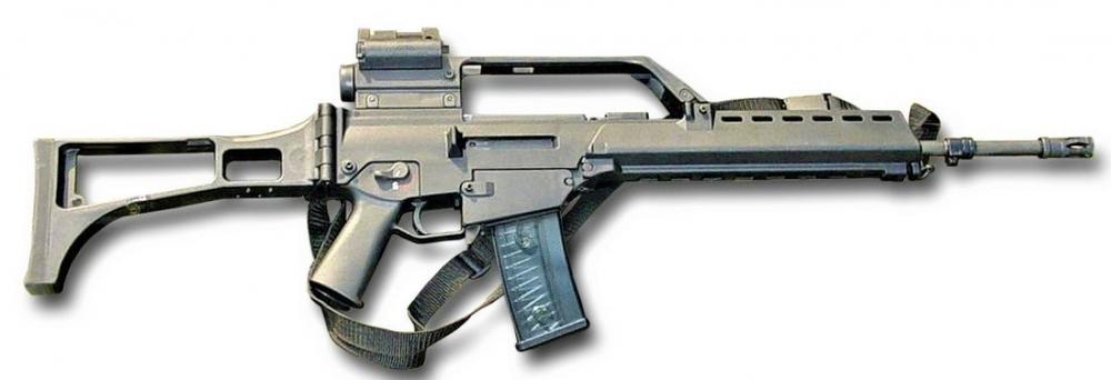 Tăng cường trang bị vũ khí cá nhân, quân đội Đức mua 120.000 súng tiểu liên mới - Ảnh 1.