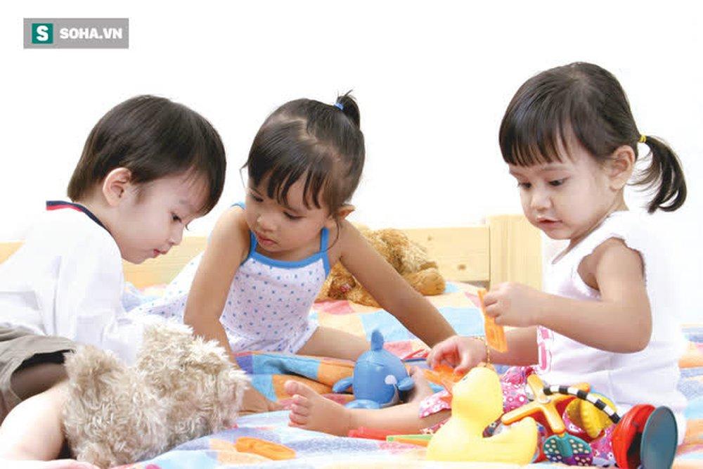 Trẻ nhỏ trước 5 tuổi có 3 biểu hiện này, bố mẹ hãy bồi dưỡng cho con bởi đó là dấu hiệu cho thấy trẻ có chỉ số IQ cao - Ảnh 2.