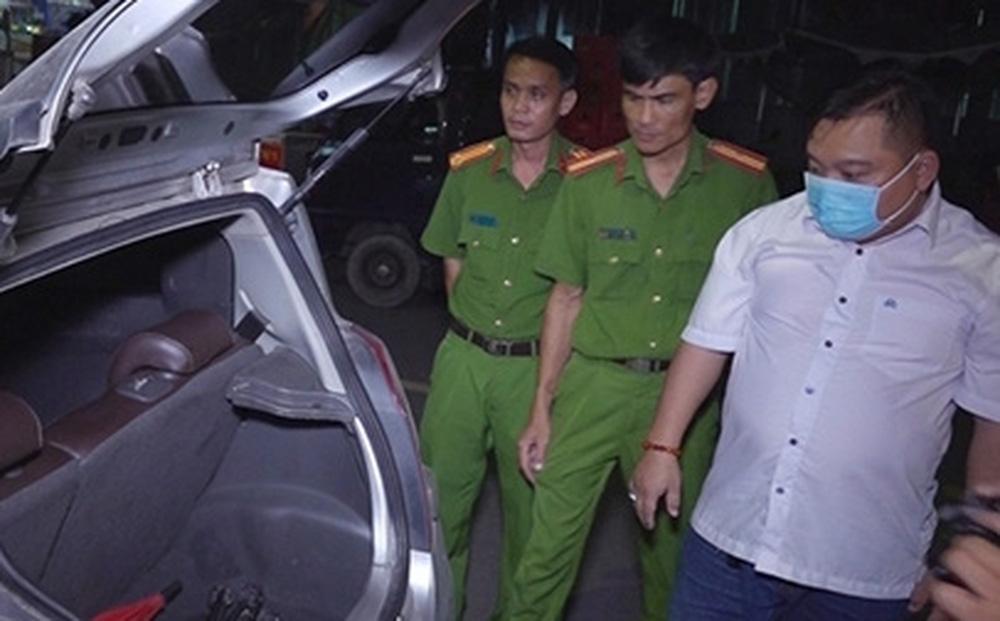 Giả danh cán bộ Bộ Công an đến làm việc với Phòng CSGT để xác minh xe