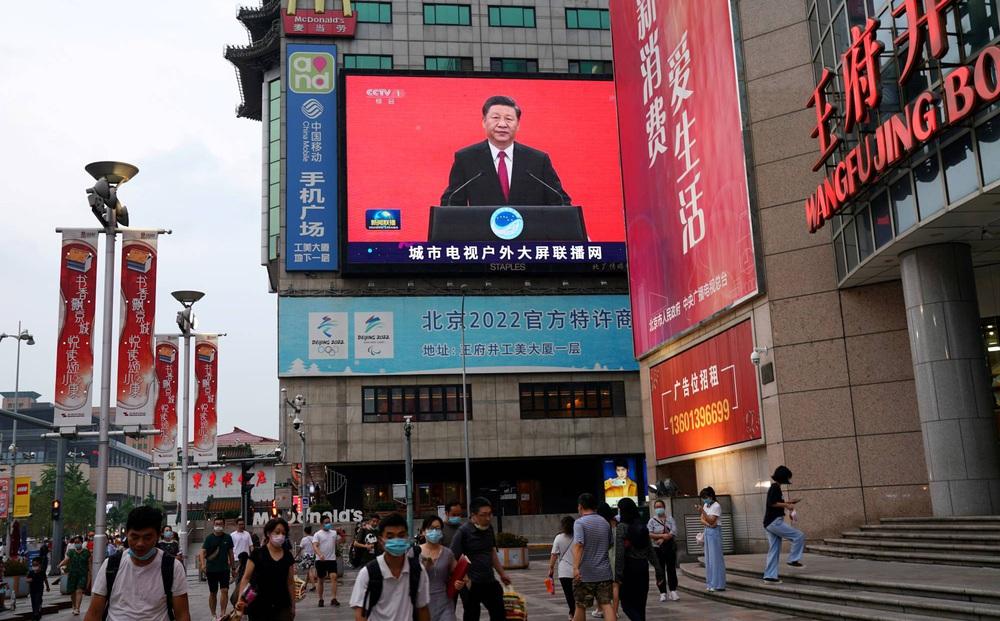 Báo Nhật: Cụm từ bị xóa trong văn bản cuộc họp dự báo năm 2021 gập ghềnh cho Trung Quốc