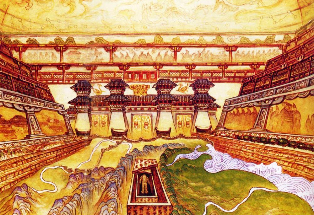 Thực hư 4 bí ẩn lớn trong lăng mộ Tần Thủy Hoàng: Bằng chứng khoa học mới gây ngỡ ngàng! - Ảnh 1.