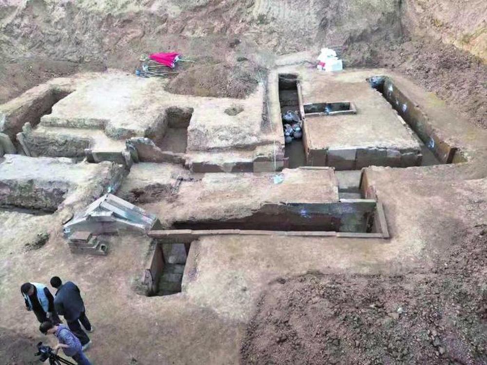 Khai quật đại mộ Tây Hán tìm thấy 3500 ml tiên dược: Kết quả phân tích mẫu khiến chuyên gia ngỡ ngàng - Ảnh 1.